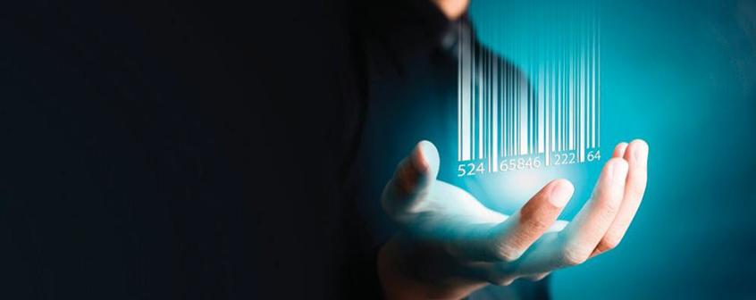 barcode hologram