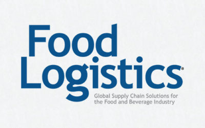 ACSIS Selected as Food Logistics Magazine's Top 100 Technology Provider for Second Year in a Row